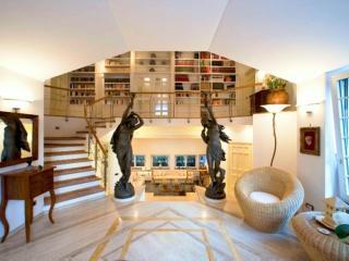 Luxury villa, Sorrento center, Villa Lux, private pool, private terrace
