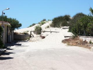 Casa Elisena, sulla spiaggia di Torre Lapillo