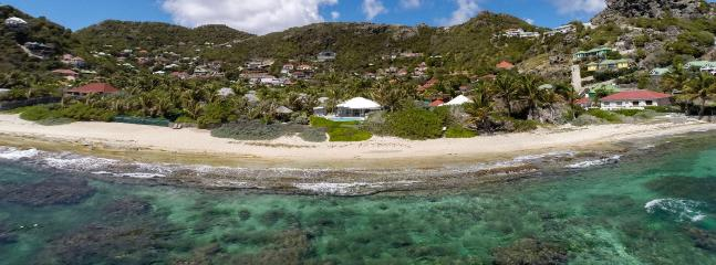 Villa Sea Sand And Sun St. Barths Villa 134 This Villa Is Perfect To Relax On The Waterfront., Anse des Cayes