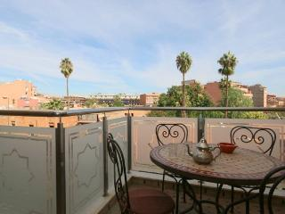 New apartment in Gueliz with terrace, for 4 people, Marrakech