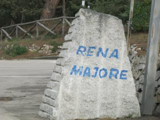 The entrance of the village