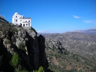 El Tajo (de Kloof), Comares