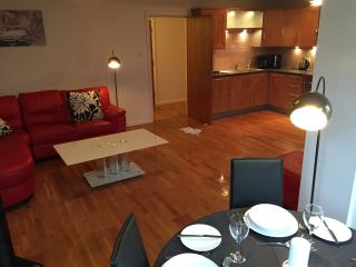 Britannia Quay apartment, Edinburgh