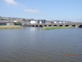 Riverside 2 bed/bath apartment Wadebridge