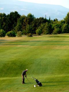 Carcassonne's golf