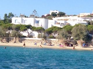 Niriides Studios ON  Krios Beach! 5 min to port!