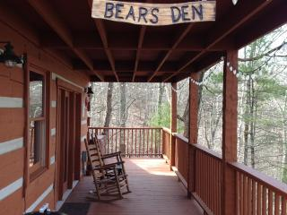 The Bears Den On top of ole Smoky!