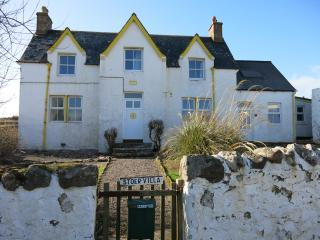 Highland holiday let in stunning location, Lochinver