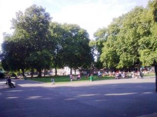 Holborn Swimgym Flat 1 Garden, London