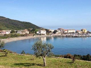 Maison pieds dans l'eau Cap Corse, Luri