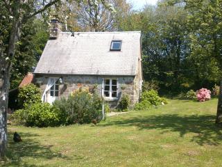 stone cottage, Sourdeval