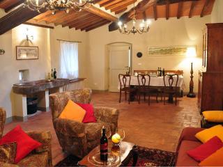 Colonica in Chianti e Valdarno, Castelnuovo dei Sabbioni