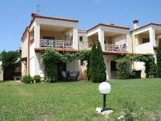 Twin Villas in Kriopigi, Chalkidiki