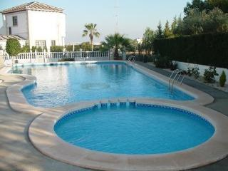 3 Bed Las Violetas Buhardilla over looking pool, Villamartin