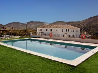 Cortijo La Presa - 3 apartments, for groups 12-15, Las Lagunillas