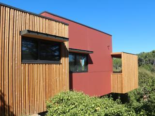 Les Kubs Maison écologique architecture bois, Cabries