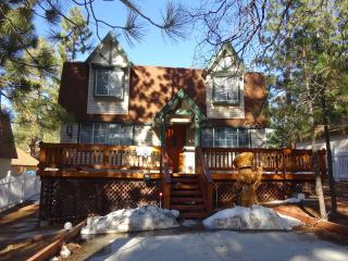 Hillcrest Hideaway, Big Bear Lake
