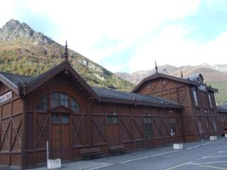 Ecological appart 2/4 pers center of Cauterets
