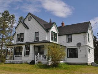 Historic House near Baddeck, Nova Scotia