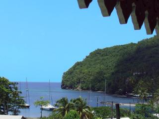 Chateau Mygo by the sea, Marigot Bay