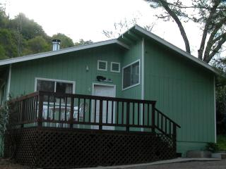 Cabin 4, Three Rivers