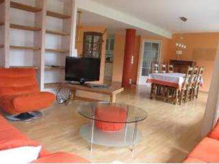 105m2  flat - 3 bedrooms, Briancon Serre Chevalier, view on the mountains.