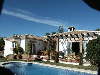 Villa holiday rental Riviera del Sol, Mijas