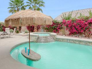 3BR/2BA Spanish House w/ HEATED Pool & Spa, Indio, Sleeps 6!
