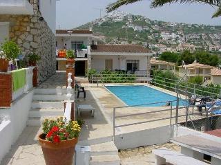 Apt. with pool,barbecue Peñis, Peniscola
