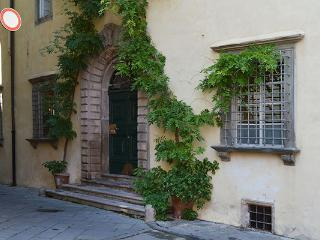 Luccan apartment in the medieval part of the city. SAL MZZ