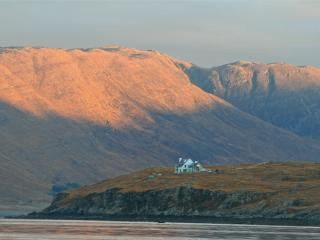 'EAGLE ROCK' APPLECROSS, SCOTTISH HIGHLANDS, Applecross