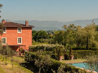 Huge, recently restored farmhouse. Impressive kitchen. Close to Lucca. SAL FLO