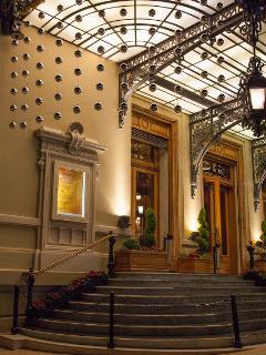 Monte Carlos Famous Casino!! 5 minutes walk...