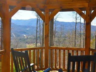 With Two Gazebos to Enjoy the Gorgeous Mountain View