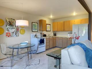 Open floor plan between Dining, Kitchen and Living Room