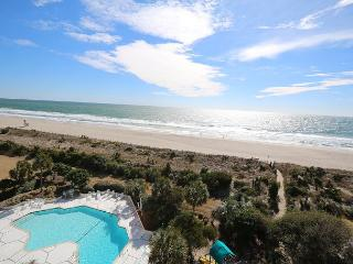 Station One - 6K Howard - Oceanfront condo with community pool, tennis, beach, Wrightsville Beach