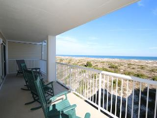 Wrightsville Dunes 2D-E - Oceanfront condo with community pool, tennis, beach