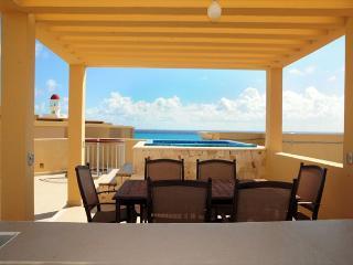 Stunning Caribbean Beachfront Condo (EFC402)