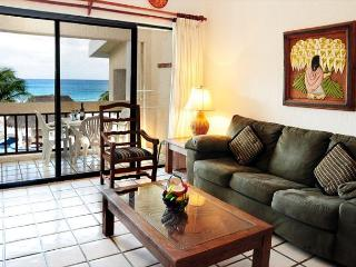 Oceanfront with pool 2 bedroom in Xaman Ha (XH7202) 35% off, Playa del Carmen