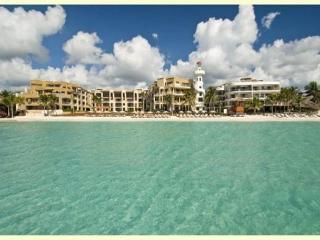 Elegant 3-Bdrm Beachfront Condo (CM201), Playa del Carmen