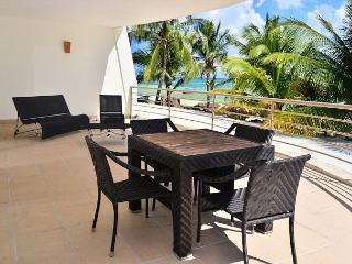 2 Bedroom Oceanfront Condo at Corto Maltes! (CM105), Playa del Carmen