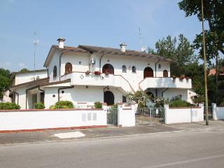 Villetta con giardino e balcone abitabile a Lido di Pomposa