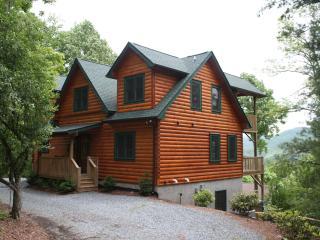 Family Favorite Cabin Near ASU*HotTub*View*Fireplc, Boone