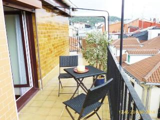 Apartamento centrico con gran terraza