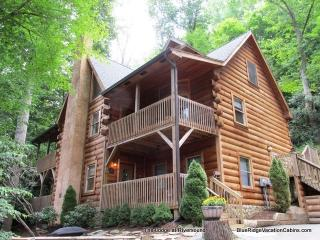 Big Cabin*Walk to River*HotTub*Fireplc*Gametables, Valle Crucis