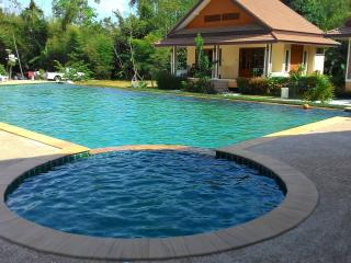 2 bedrooms twin bungalows at resort, Ao Nang
