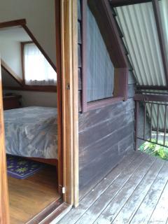 Balcony (bedroom 2)