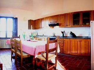 Villa Glorious, Lucignano