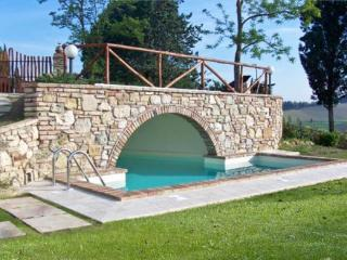 Villa La Rondine, San Gimignano