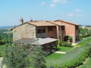Villa Colleoni, Montaione